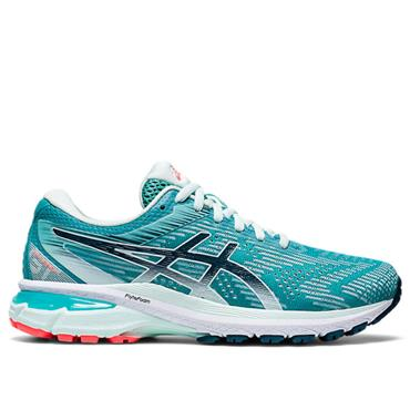 Asics Womens Gt-2000 8 Running Shoe - Blue