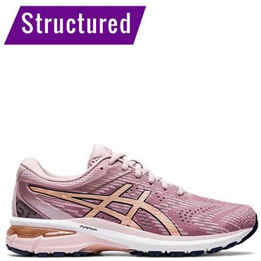 ASICS Womens GT 2000 8 Running Shoes - Pink