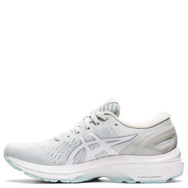 Asics Womens Gel Kayano 27 Running Shoe - Green