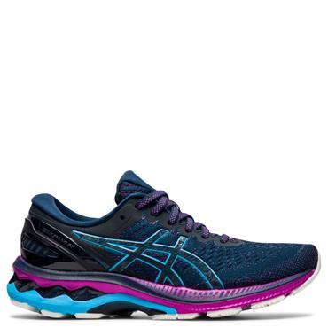 Asics Womens Gel-Kayano 27 Running Shoe - Navy