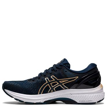 ASICS Womens Gel Kayano 27 Running Shoe - Navy