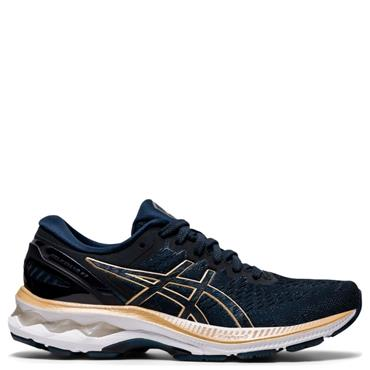 ASICS Womens Gel Kayano 27 Running Shoe - Navy