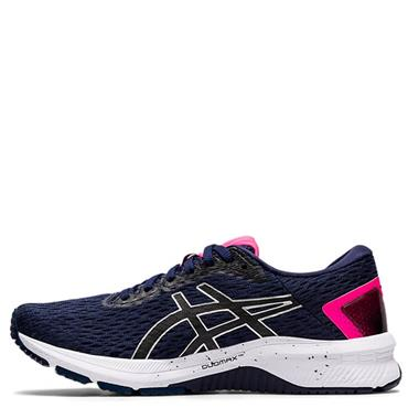 ASICS Womens GT 1000 9 Running Shoes - Navy