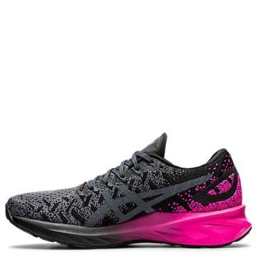 Asics Womens Dynablast Running Shoe - BLACK