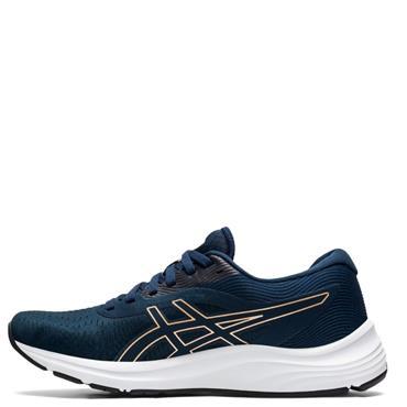 ASICS Womens Gel-Pulse 12 Running Shoe - Navy