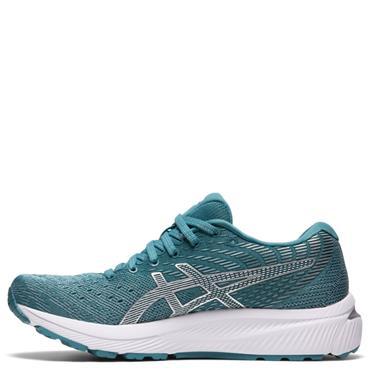 ASICS Womens Gel Cumulus 22 Running Shoe - Green