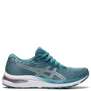 ASICS Womens Gel Cumulus 22 Running Shoe - Green