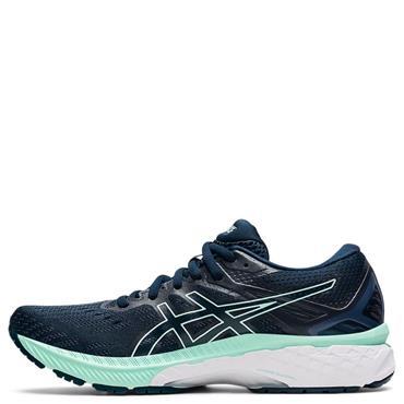 ASICS Womens GT-2000 9 Running Shoes - Navy