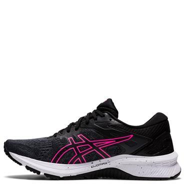 ASICS Womens GT-1000 10 Running Shoe - BLACK