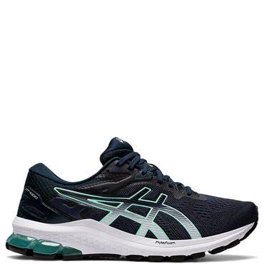ASICS Womens GT-1000 10 Running Shoes - BLUE
