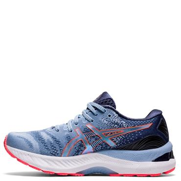 Womens Asics Gel Nimbus 23 Running Shoe - BLUE