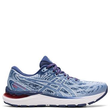 ASICS Womens Gel Cumulus 23 Running Shoe - BLUE