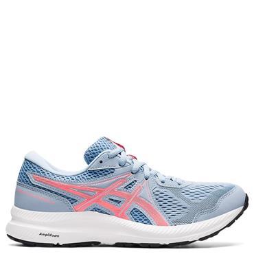 ASICS Womens Gel Contend 7 Running Shoe - BLUE