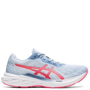 ASICS Womens Dynablast 2 Running Shoes - BLUE