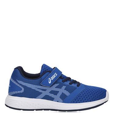 ASICS Boys Patriot 10 PS Runners - Blue/White