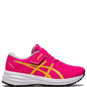 Asics Kids Patriot 12 PS Running Shoe - Pink