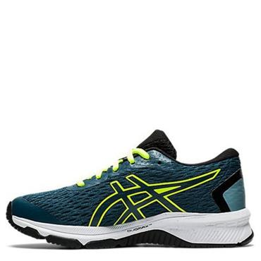 Asics Kids GT-1000 9 GS Running Shoe - Blue