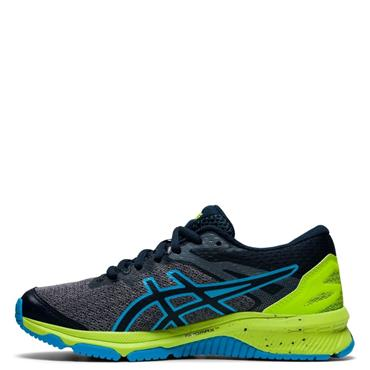 ASICS Kids GT-1000 10 GS Running Shoes - Grey