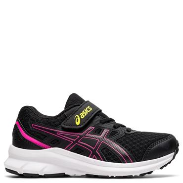 Asics Kids Jolt 3 PS Running Shoe - BLACK