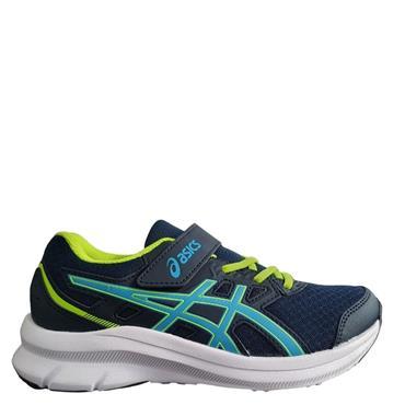 ASICS Kids Jolt 3 PS Running Shoes - Navy