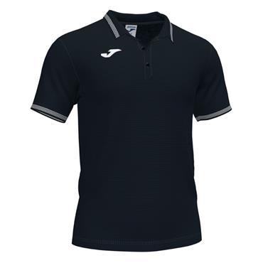 Joma Campus III Polo Shirt - BLACK