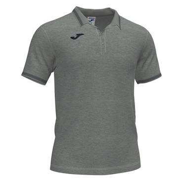 Joma Campus III Polo Shirt - Grey