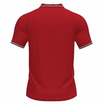 Joma Campus III Polo Shirt - Red