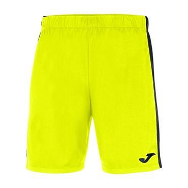 Joma Academy Maxi Short - Yellow/Black