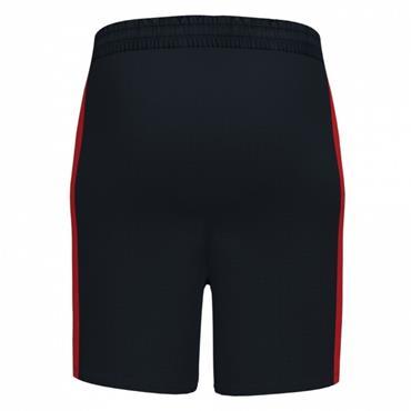 Joma Academy Maxi Short - Black/Red