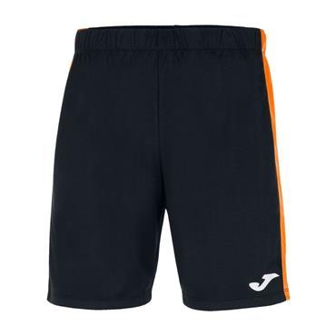 Joma Academy Maxi Short - Black/Orange