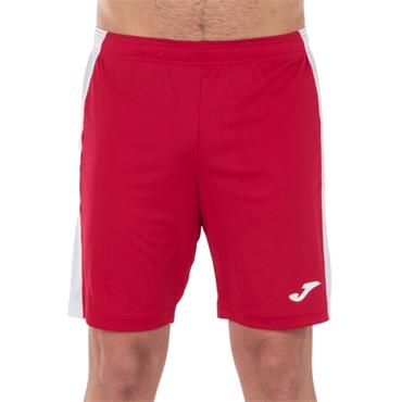Joma Academy Maxi Short - Red/White