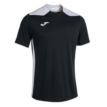 Joma Championship VI Jersey - Black/White