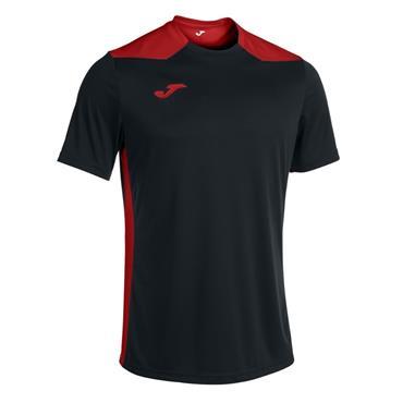 Joma Championship VI Jersey - Black/Red