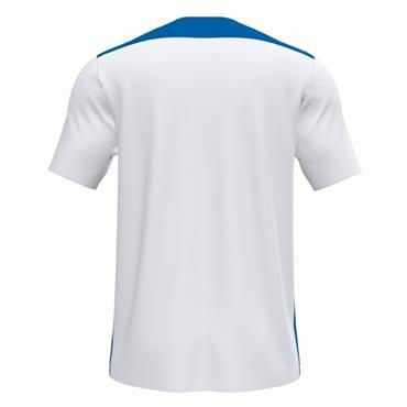 Joma Championship VI Jersey - White/Royal Blue