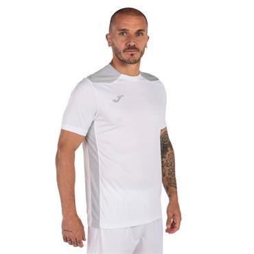 Joma Championship VI Jersey - White/Grey