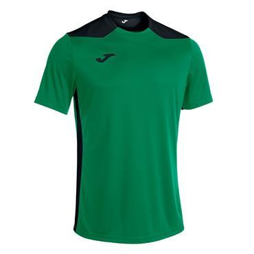 Joma Championship VI Jersey - Green/Black