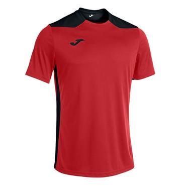 Joma Championship VI Jersey - Red/Black