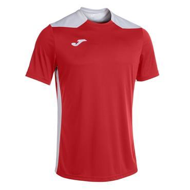 Joma Championship VI Jersey - Red/White