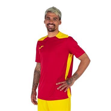 Joma Championship VI Jersey - Red/Yellow
