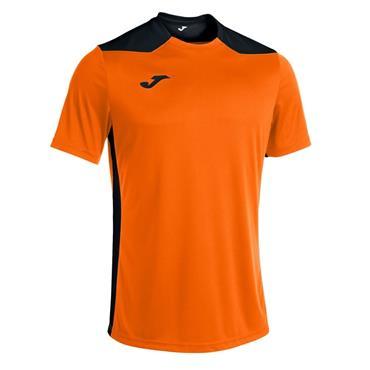 Joma Championship VI Jersey - Orange/Black
