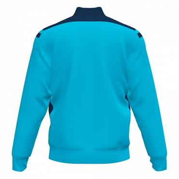 Joma Championship VI Half Zip Top - Turquoise/Navy