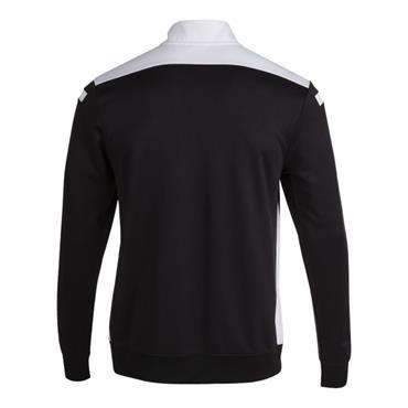 Joma Championship VI Half Zip Top - Black/White