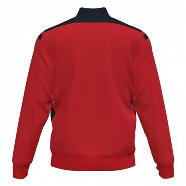 Joma Championship VI Half Zip Top - Red/Black