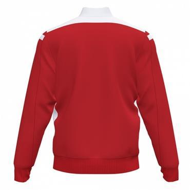 Joma Championship VI Half Zip Top - Red/White