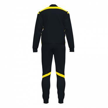 Joma Championship VI Tracksuit - Black/Yellow