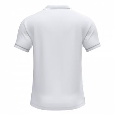 Joma Championship VI Polo Shirt - WHITE