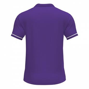 Joma Championship VI Polo Shirt - Purple