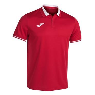 Joma Championship VI Polo Shirt - Red
