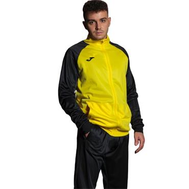 Joma Academy IV Tracksuit - Yellow/Black