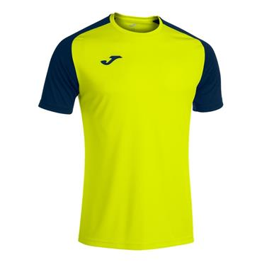 Joma Academy IV Jersey - Yellow/Navy
